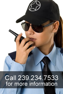 Call Statewide Security at 239.234.7533